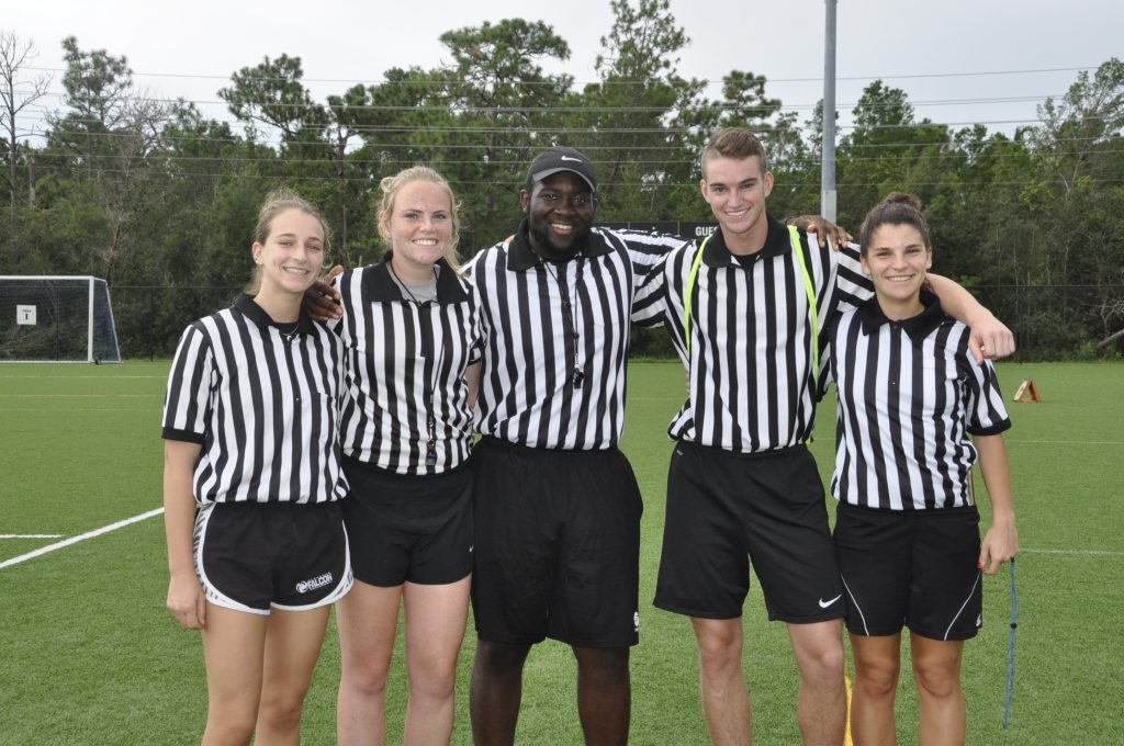 RWC Intramural Sports Flag Football Officials