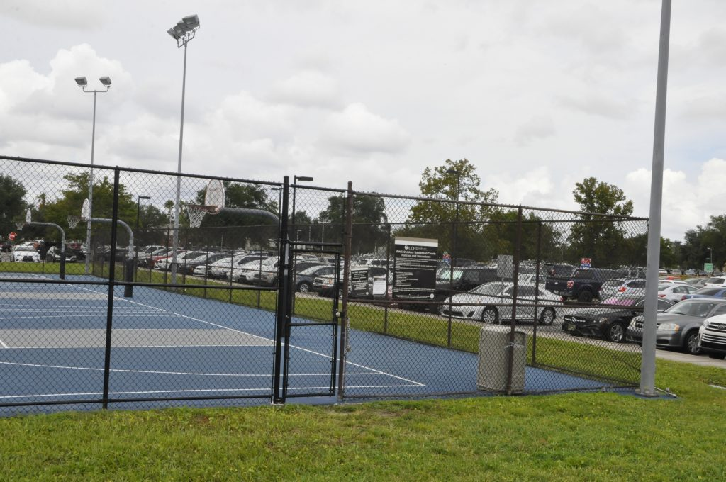 Picture of RWC Outdoor Basketball Courts