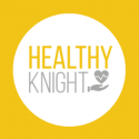 Healthy Knight logo from UCF WHPS