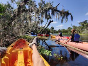 wekiva river paddle